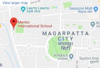 GoogleMap CBSE School in Pune